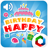Happy birthday sound cards