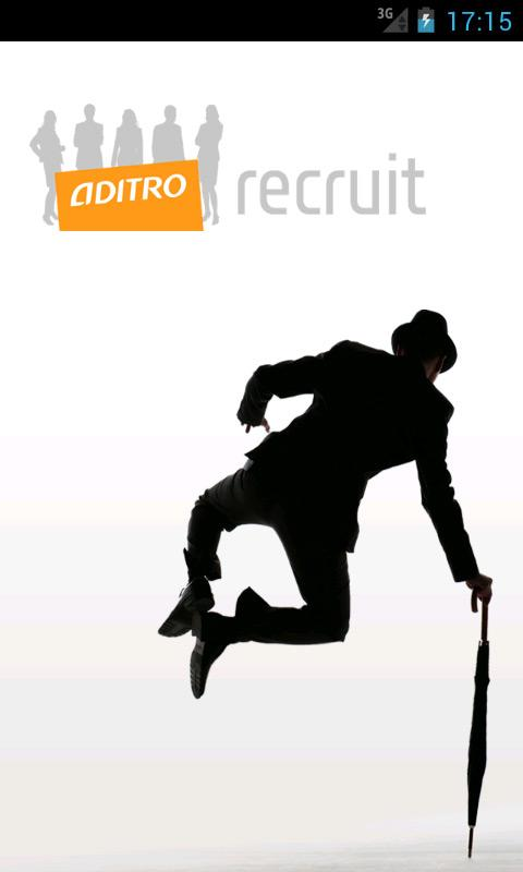 Aditro Recruit - screenshot
