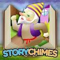 StoryChimes Rumpelstiltskin logo
