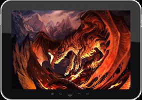 Screenshot of Dragons Wallpapers