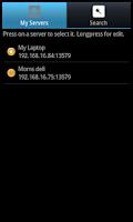 Screenshot of Remote MPC