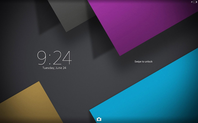 XPERIA™ Spectrum - screenshot