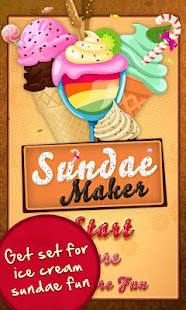 Sundae Maker - screenshot thumbnail