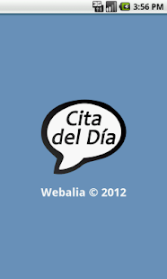 Cita del día- screenshot thumbnail