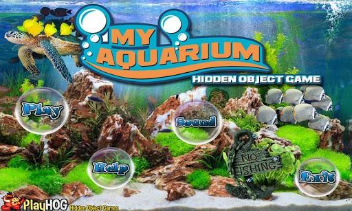 My Aquarium Find Hidden Object