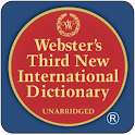Merriam-Webster's Unabridged logo