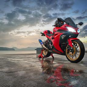 SHADOW by Dhanu Wijaya - Transportation Motorcycles