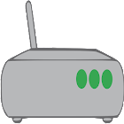 WiFi Hotspot 2 icon