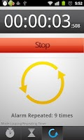 Screenshot of Stopwatch and Trainer (Donate)