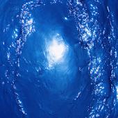 ADW Deep Water & Glass Theme