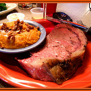 Texas Roadhouse Prime Rib.
