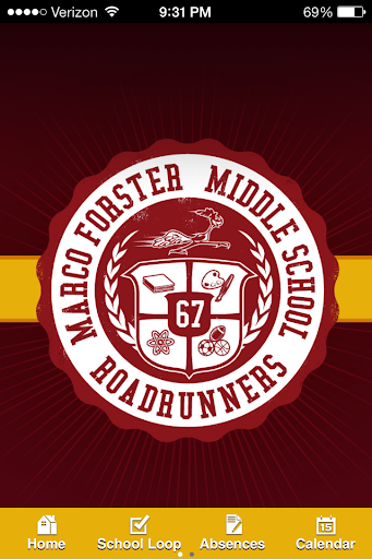 Marco F. Forster Middle School