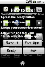 Crack Your Screen Pro Android Casual