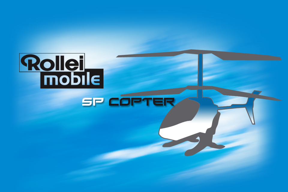 Rollei SP Copter - screenshot
