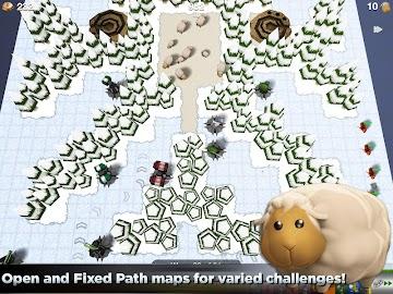 TowerMadness: 3D Tower Defense Screenshot 7