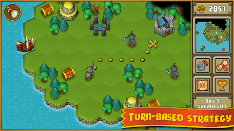 Heroes : A Grail Quest Screenshot 1