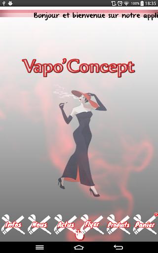 Vapo Concept