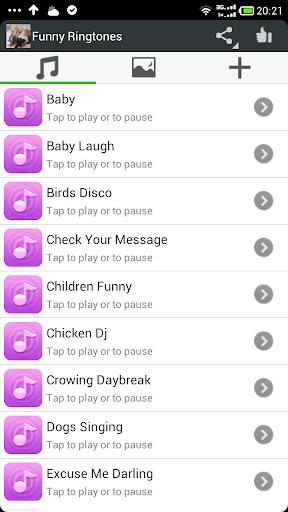 【免費音樂App】有趣的鈴聲-APP點子