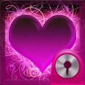 Theme Hearts for GO Locker icon