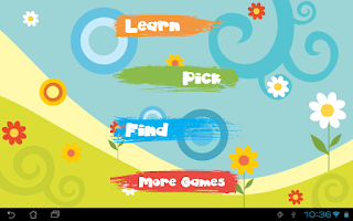 Screenshot of Kids Learn Colors