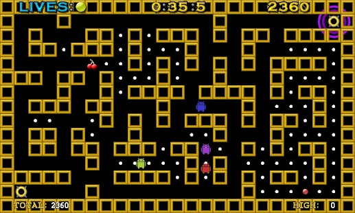 Pac-Ball Full- screenshot thumbnail