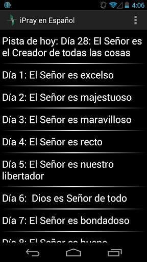 iPray en Español
