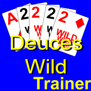 video poker trainer deuces wild
