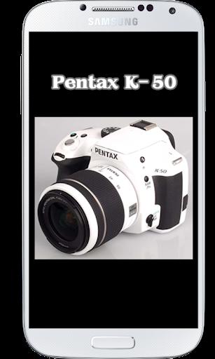 Pentex K-50 Tutorial