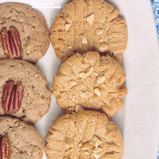 Cashew Butter Cookies.