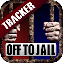 Off To Jail Tracker logo