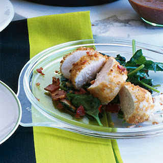 BLT Chicken with Rosemary-Lemon Mayonnaise