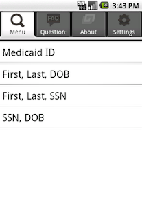 Medicaid Eligibility - screenshot thumbnail
