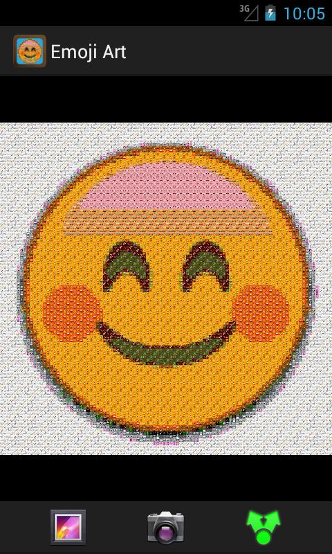 Emoji Art - screenshot