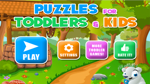 Puzzles for Toddlers Game HD|玩教育App免費|玩APPs