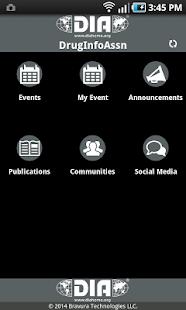 DrugInfoAssn- screenshot thumbnail