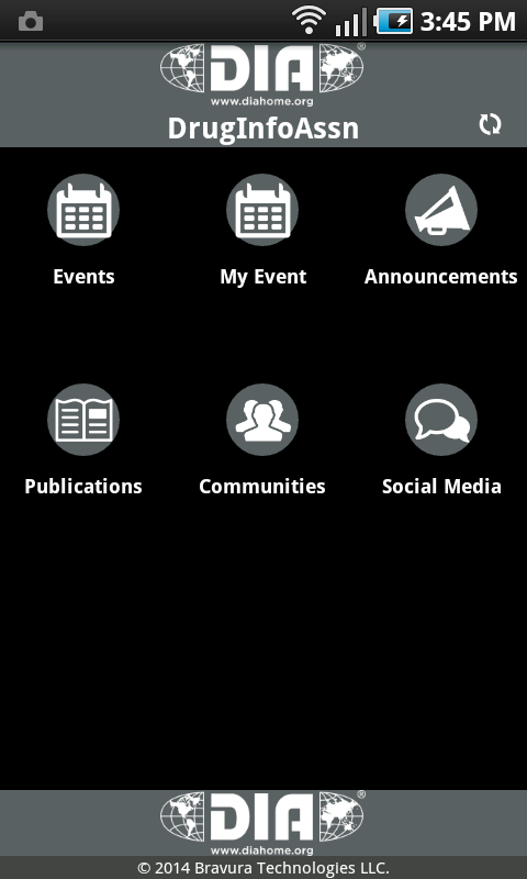 DrugInfoAssn- screenshot