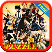 Fairy Tail Fun Puzzle