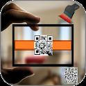 QR code scanner icon
