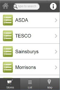 Superstores Locator Pro screenshot 1