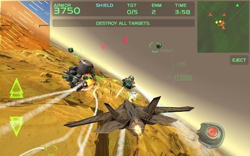 Fractal Combat X (Premium) - screenshot thumbnail