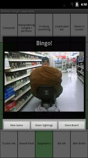 Walmart Bingo - screenshot thumbnail