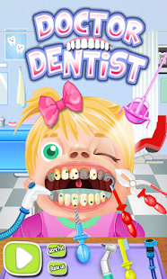 Crazy Dentist - Doctor Games