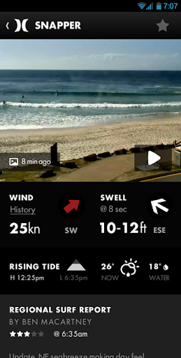 玩運動App|Hurley Surf Coastalwatch免費|APP試玩