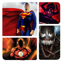 Super Heroes Quiz icon