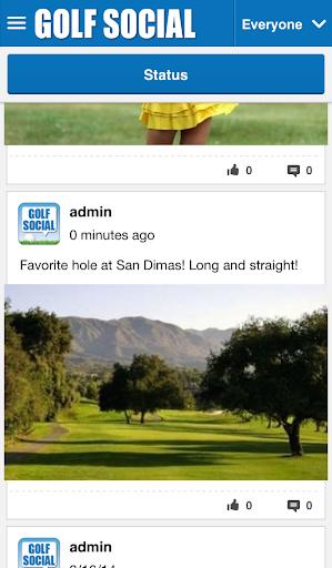Golf Social