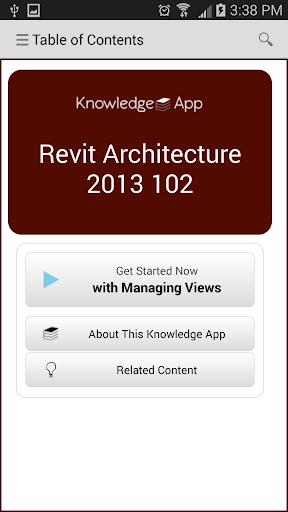 kApp Revit Architecture 2013 2
