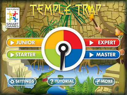 Temple Trap by SmartGames - screenshot thumbnail