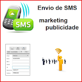 SMS sender Marketing mass PRO
