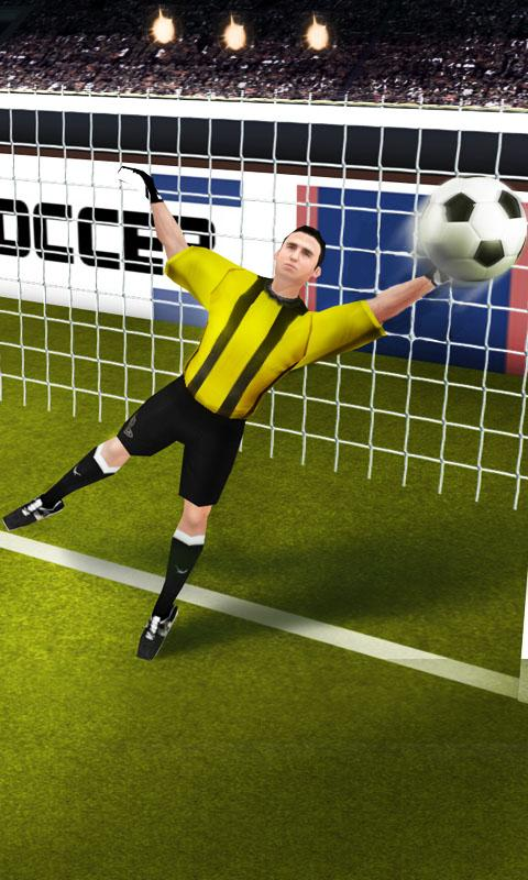 Soccer Kicks (Football)- screenshot
