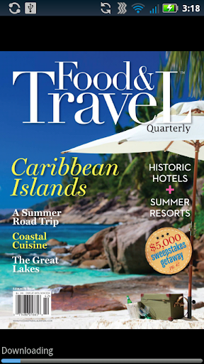 Food and Travel Quarterly